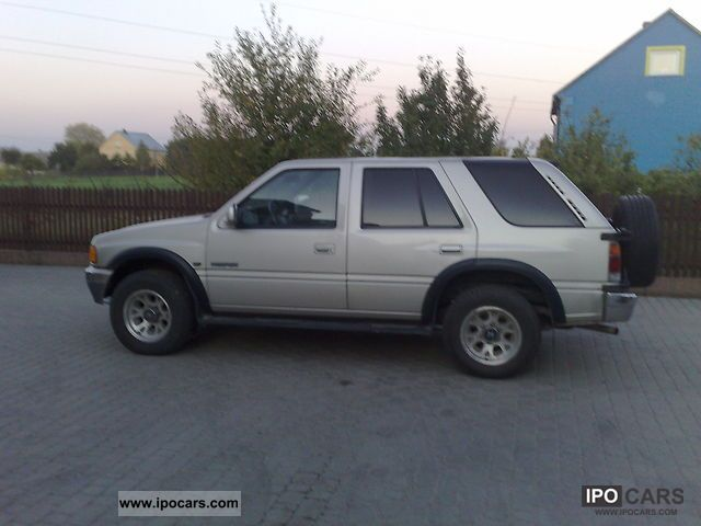 1995 Honda  Passport benz 3.2 + gaz Off-road Vehicle/Pickup Truck Used vehicle photo