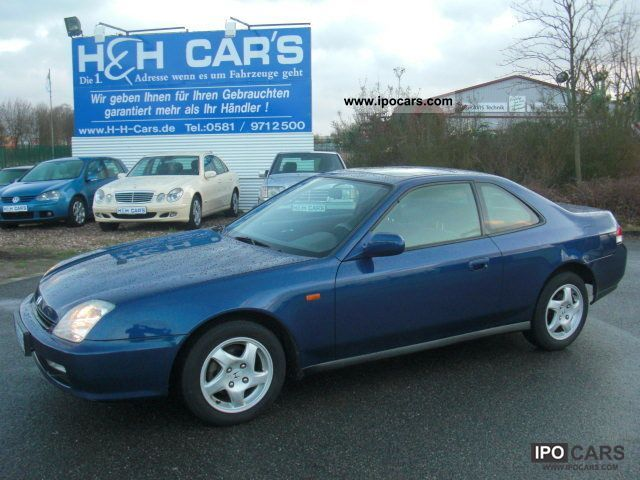 2000 Honda  Prelude 2.0i Automatic Sports car/Coupe Used vehicle photo