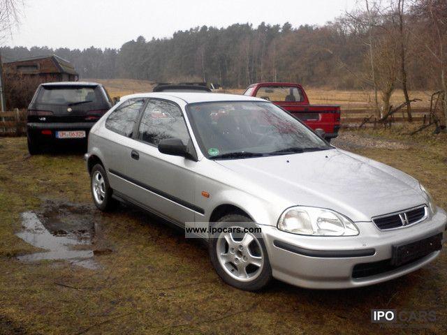 1999 Honda  TÜV / AU new Limousine Used vehicle photo