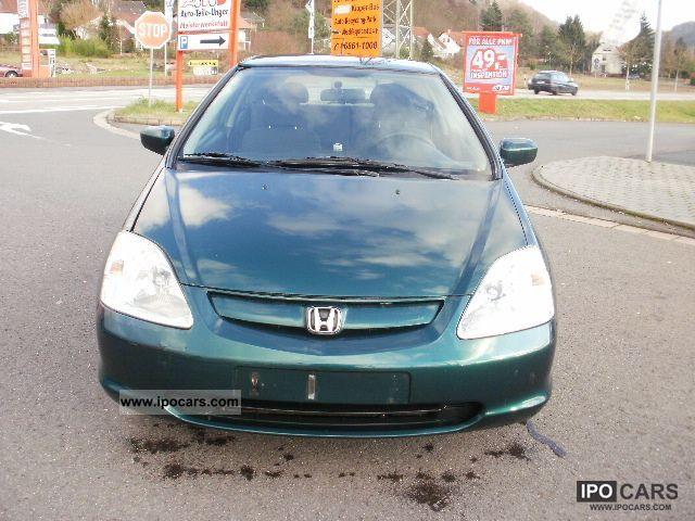 2003 Honda  Civic 1.7 CTDI Limousine Used vehicle photo