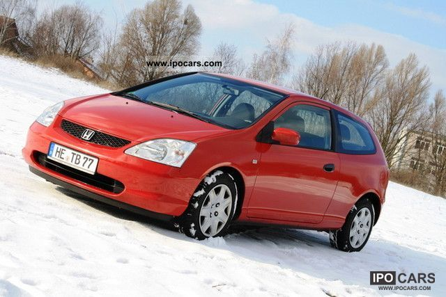 2003 Honda  Civic Coupe 1.7 ES Sports car/Coupe Used vehicle photo
