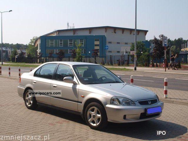 2001 Honda  Civic Other Used vehicle photo