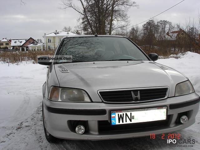 2000 Honda  honda Cicic 5D Limousine Used vehicle photo