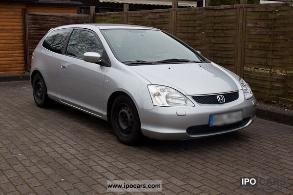 2003 Honda  1.7 CTDI EP4 Small Car Used vehicle photo