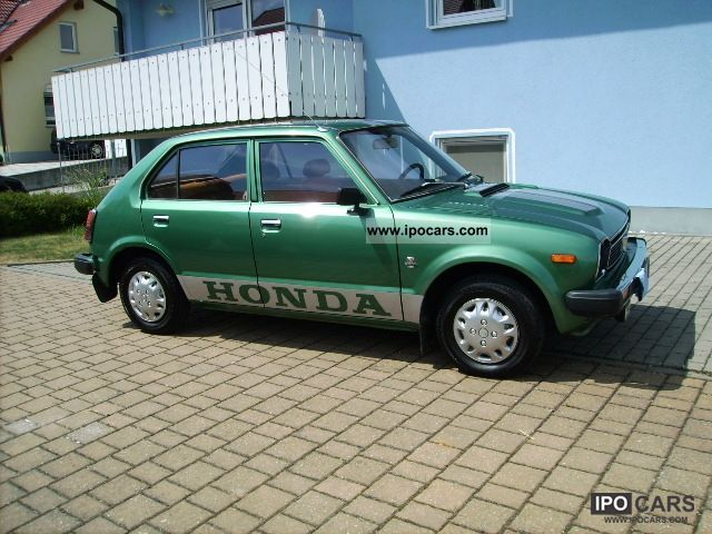 Honda  Civic 1979 Vintage, Classic and Old Cars photo