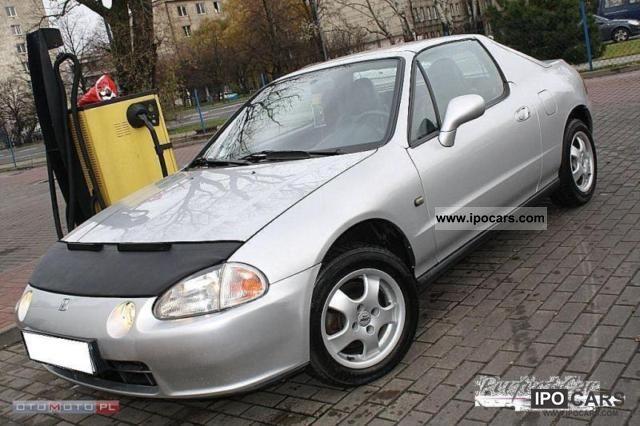 1997 Honda  CRX 1.6VTEC ELEKTR.DACH WA-CLIMATE-W Cabrio / roadster Used vehicle photo