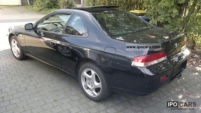 2000 Honda  Prelude 2.2i VTi-AUTOMATIC-LEATHER-AIR-ALU Sports car/Coupe Used vehicle photo