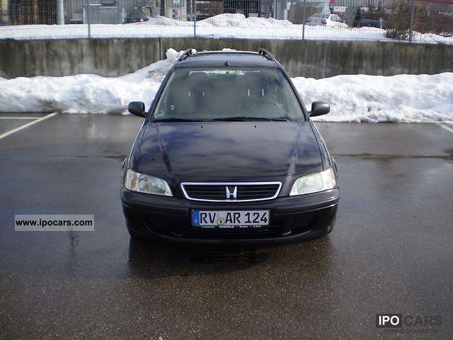 1999 Honda  Aerodeck Estate Car Used vehicle photo