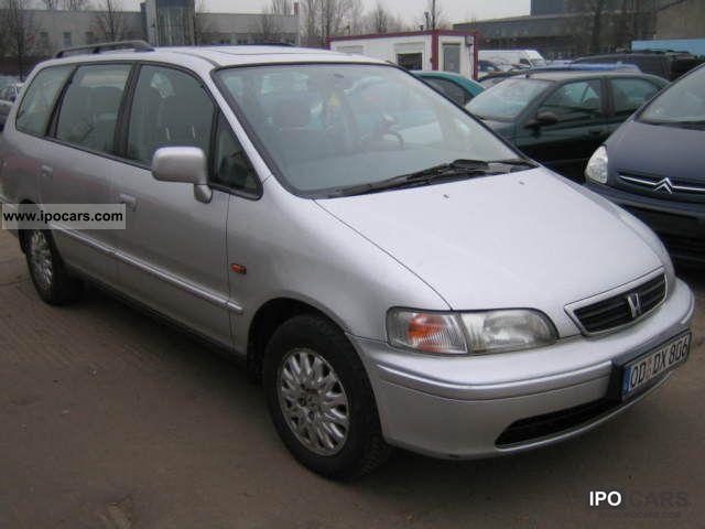 1999 Honda  Shuttle 2.3i, AIR ,7-seats, aluminum, EGSD! Van / Minibus Used vehicle photo