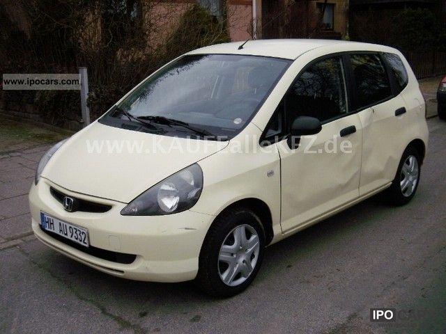 2004 Honda  Jazz 1.4 heater, MOT 06/2013 Small Car Used vehicle photo