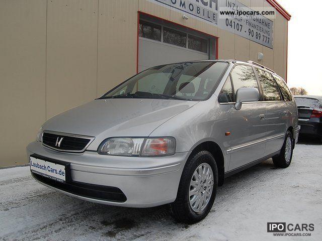 2000 Honda  Shuttle 2.3 i VTEC ES leather, automatic Van / Minibus Used vehicle photo