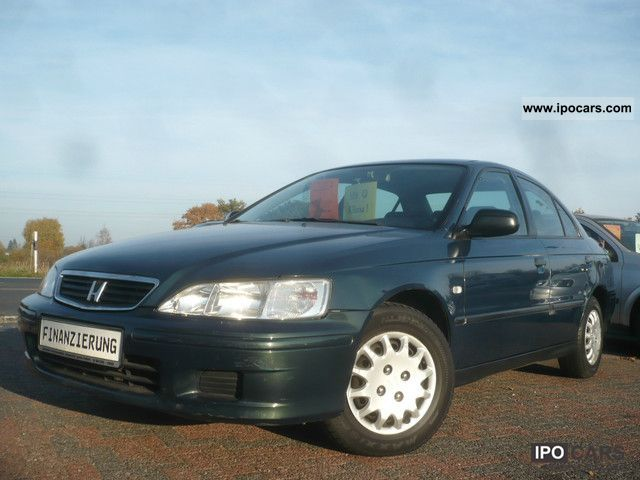 2000 Honda  Accord 1.6i S with air conditioning Limousine Used vehicle photo