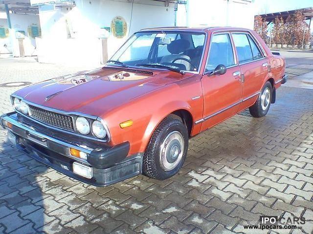 1980 Honda  Accord / vintage \ Limousine Used vehicle photo