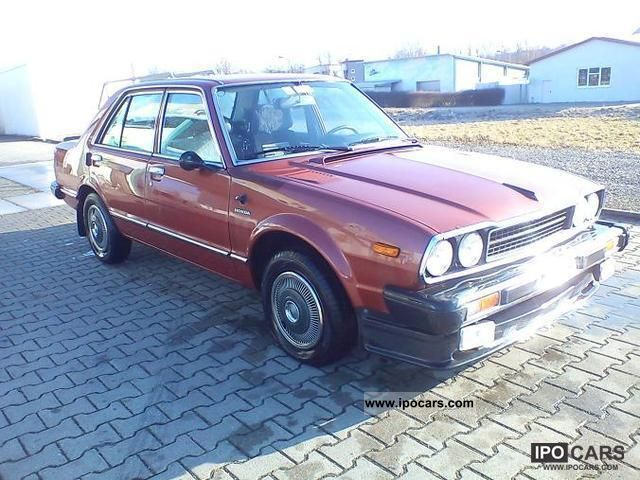 1980 honda accord vintage car photo and specs rh ipocars com 1999 Honda Accord Custom 1997 Honda Accord Special Edition