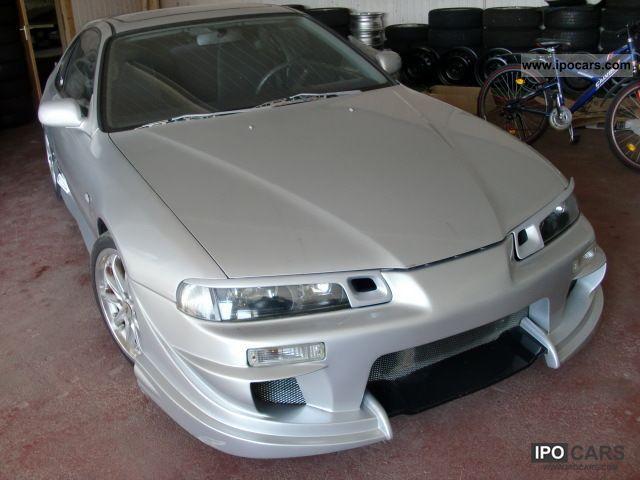 1993 Honda  Prelude Type R 2.0i-16V, air, electric Sunroof Sports car/Coupe Used vehicle photo