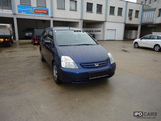2002 Honda  Stream 2.0i VTEC ES i original 148.000KM Van / Minibus Used vehicle photo