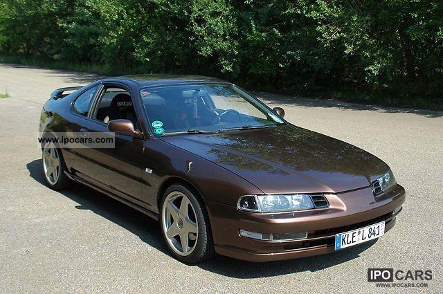 Honda Prelude I V Lgw