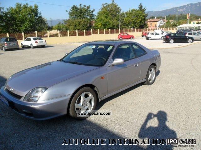 1998 Honda  Prelude 2.2i 16V V-TEC cat 4WS AUTOMATICA Sports car/Coupe Used vehicle photo