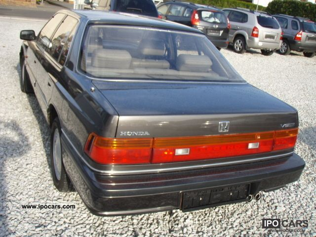 1990 honda legend v6 automatic only 93000km car photo and specs. Black Bedroom Furniture Sets. Home Design Ideas