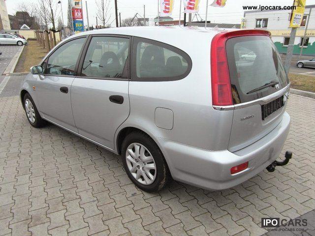2001 Honda  Stream 1.7 ES i AIR 7 SEATER ABS SERVO Van / Minibus Used vehicle photo