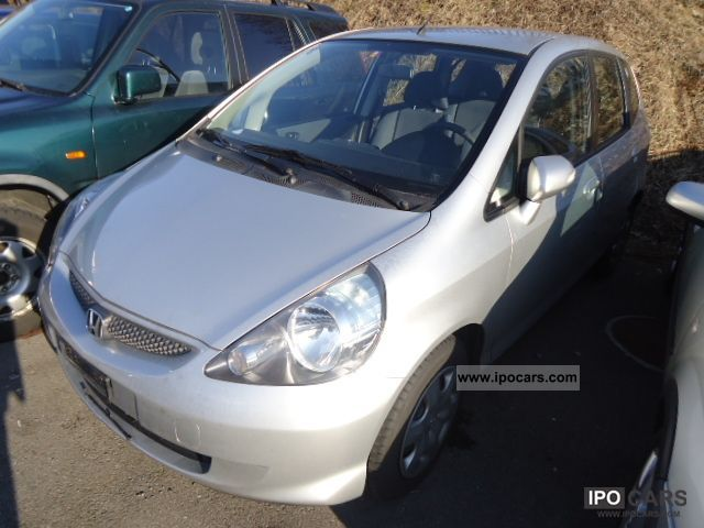 2006 Honda  Jazz 1.4 Small Car Used vehicle photo