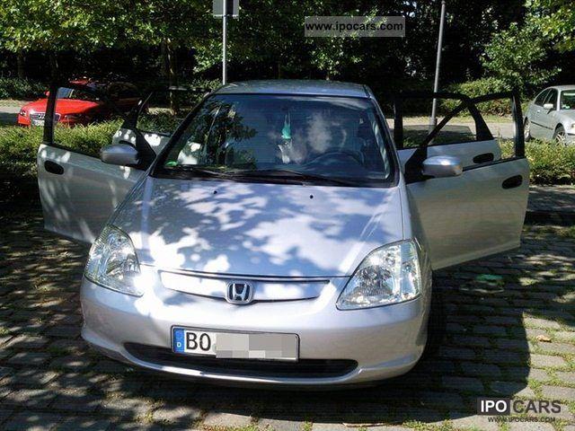 2002 Honda  Civic 1.6i LS Limousine Used vehicle photo