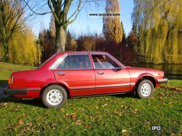 1980 Honda  Accord, EX, 1e van Eigenaar met onderhoudshistor Limousine Used vehicle photo