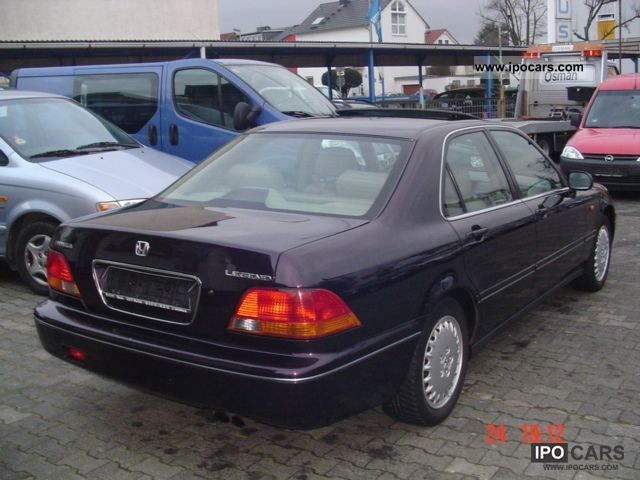 1996 honda legend v6 tiptop standard equipment car photo and specs. Black Bedroom Furniture Sets. Home Design Ideas