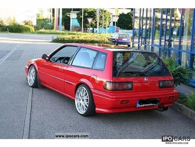 1989 Honda Accord Aero Deck 2.0 EXI Sports car/Coupe Used vehicle