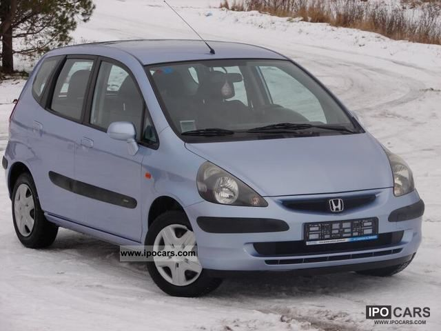 2003 Honda  Jazz 16v klimatyzacja Small Car Used vehicle photo