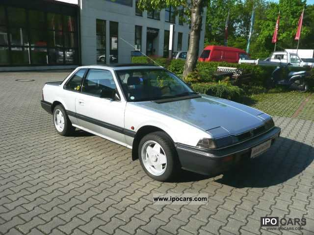 1983 Honda  AB Prelude 1.8 EX Sports car/Coupe Used vehicle photo