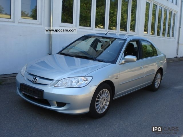 Honda  Civic 1.3 i-DSi IMA (hybrid) AIR SEDAN TOP! 2004 Hybrid Cars photo