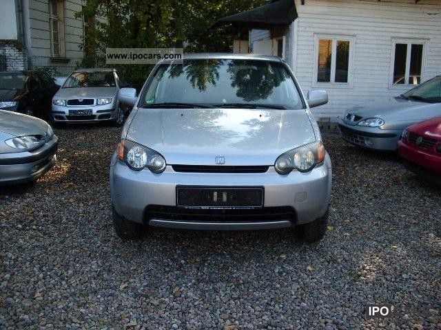 2001 Honda  HR-V 4WD Off-road Vehicle/Pickup Truck Used vehicle photo
