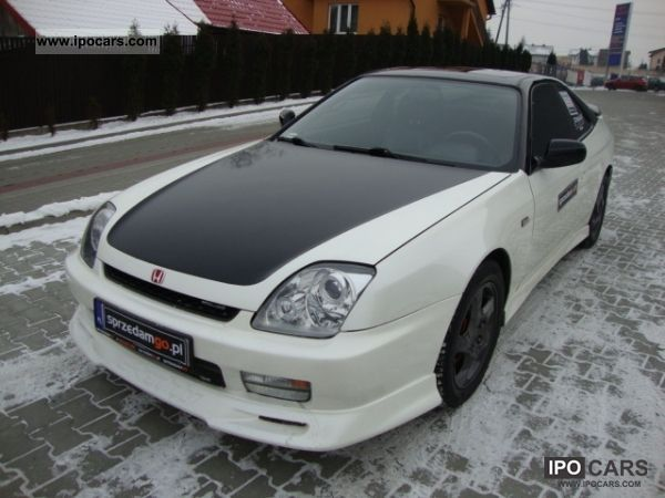 Honda  Prelude 2.2 VTEC LPG SPRZEDAMGO 1998 Liquefied Petroleum Gas Cars (LPG, GPL, propane) photo