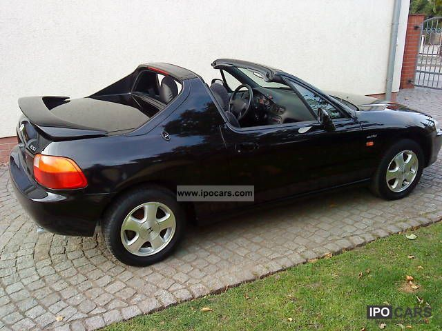 1997 Honda  1.6delsol CRX ESI, Power ZV, AluTarga roof, euro2 Sports car/Coupe Used vehicle photo