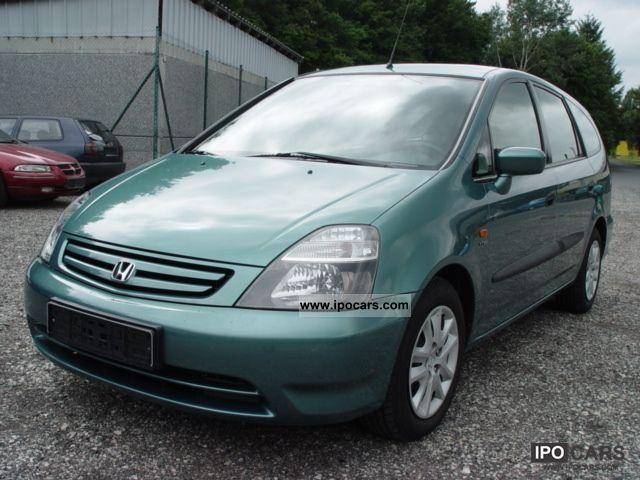2003 Honda  Stream 1.7i ES Van / Minibus Used vehicle photo