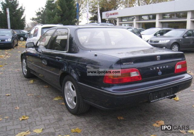 1995 honda legend v6 leather automatic car photo and specs. Black Bedroom Furniture Sets. Home Design Ideas