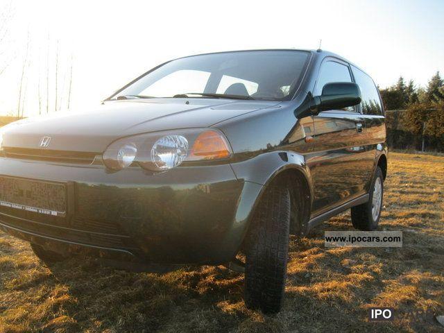 1998 Honda  HR-V Off-road Vehicle/Pickup Truck Used vehicle photo