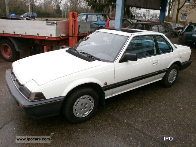 1984 Honda  Prelude EX Automatic first Hand 45 000 KM Sports car/Coupe Used vehicle photo