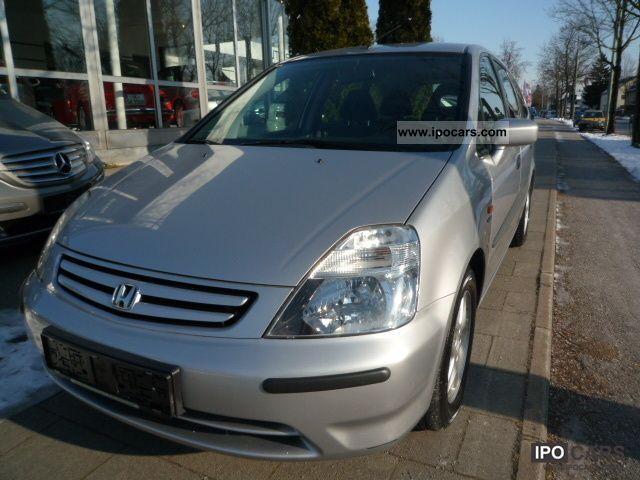 2002 Honda  Stream 1.7i ES 7 seat Van / Minibus Used vehicle photo