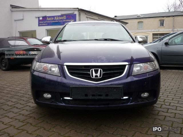 2005 Honda  Accord Tourer 2.4 i + LPG auto executive Estate Car Used vehicle photo