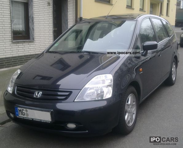 2002 Honda  Stream 2.0i * LPG * PRIVATE * 7-SEATER * AUTOMATIC * Van / Minibus Used vehicle photo