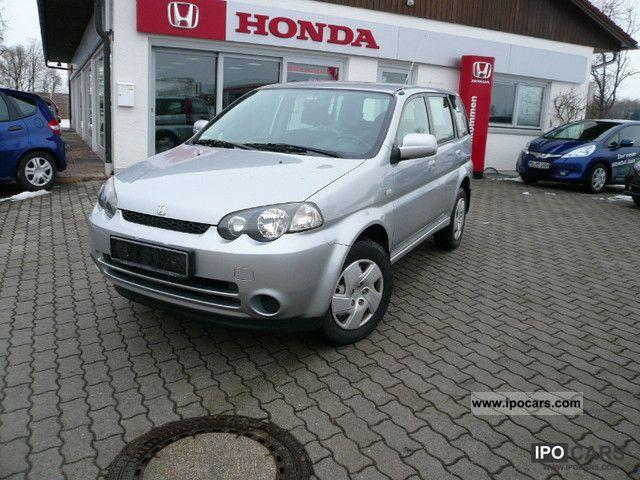 2004 Honda  HR-V 4wd / 4.49 rate until 11/03/2012 Off-road Vehicle/Pickup Truck Used vehicle photo