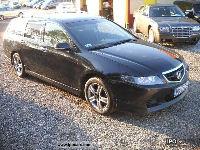 2005 Honda  Accord TOURER, INVOICE VAT 23%, RELINGI, alumina Other Used vehicle photo