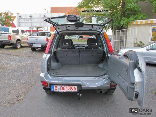 2001 Honda Crv 2 0 Aut Air Checkbook Off Road Vehicle