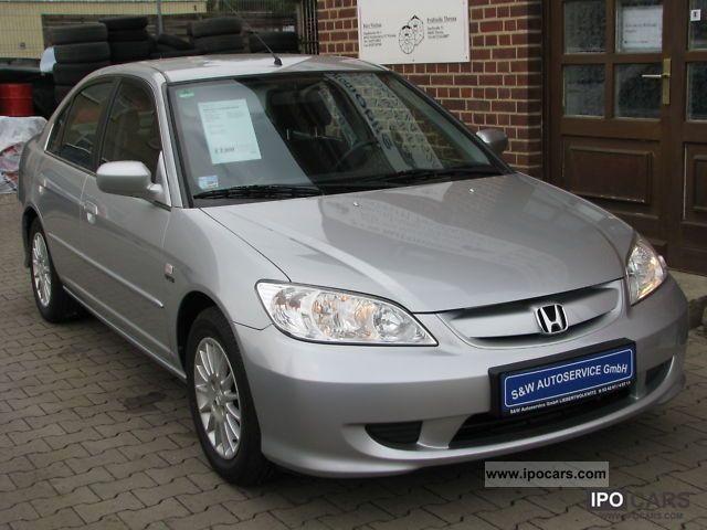 2005 honda civic 1 3 i dsi ima hybrid car photo and specs. Black Bedroom Furniture Sets. Home Design Ideas