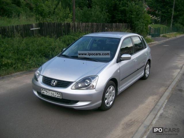 2005 Honda Civic Air Oryginal Km Small Car Used Vehicle Photo