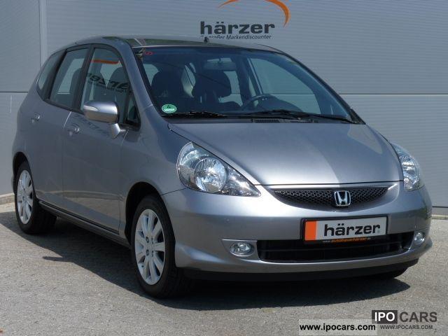 2006 Honda  Jazz 1.3i * 1Hd. * Navi * Aluminum * Climate control * Limousine Used vehicle photo