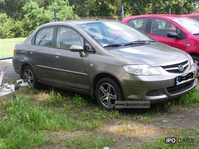 2007 Honda  City Comfort Other Used vehicle photo
