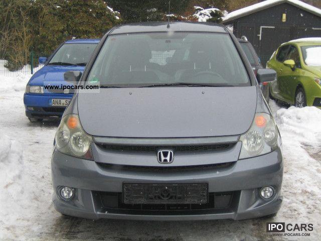2005 Honda  Stream 2.0i ES Sport Van / Minibus Used vehicle photo